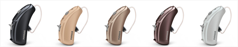 峰力美人鱼系列助听器