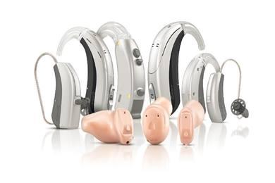 儿童助听器