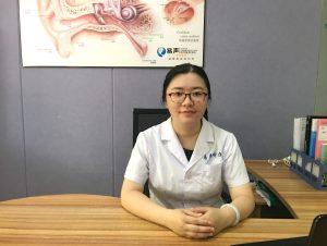 易声听力助听器验配师王媛媛