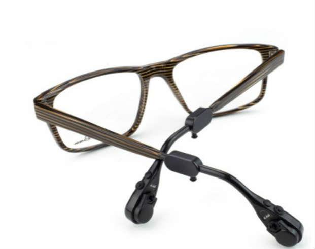 骨导眼镜式助听器