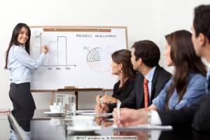 高端商务会议