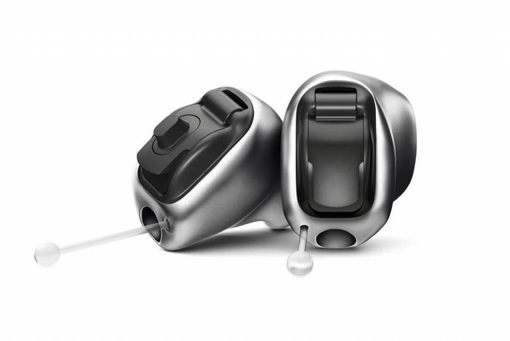 峰力隐形助听器