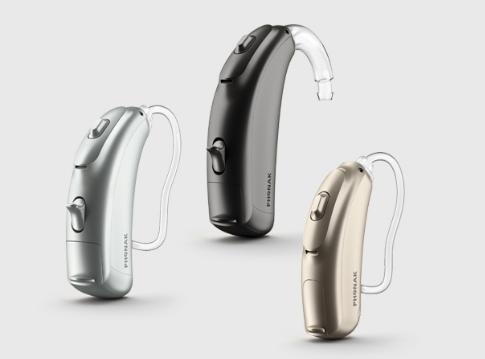 峰力芭蕾耳背式助听器Bolero™ B