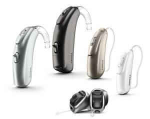 峰力助听器钛斗系列