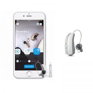 唯听智擎系列助听器