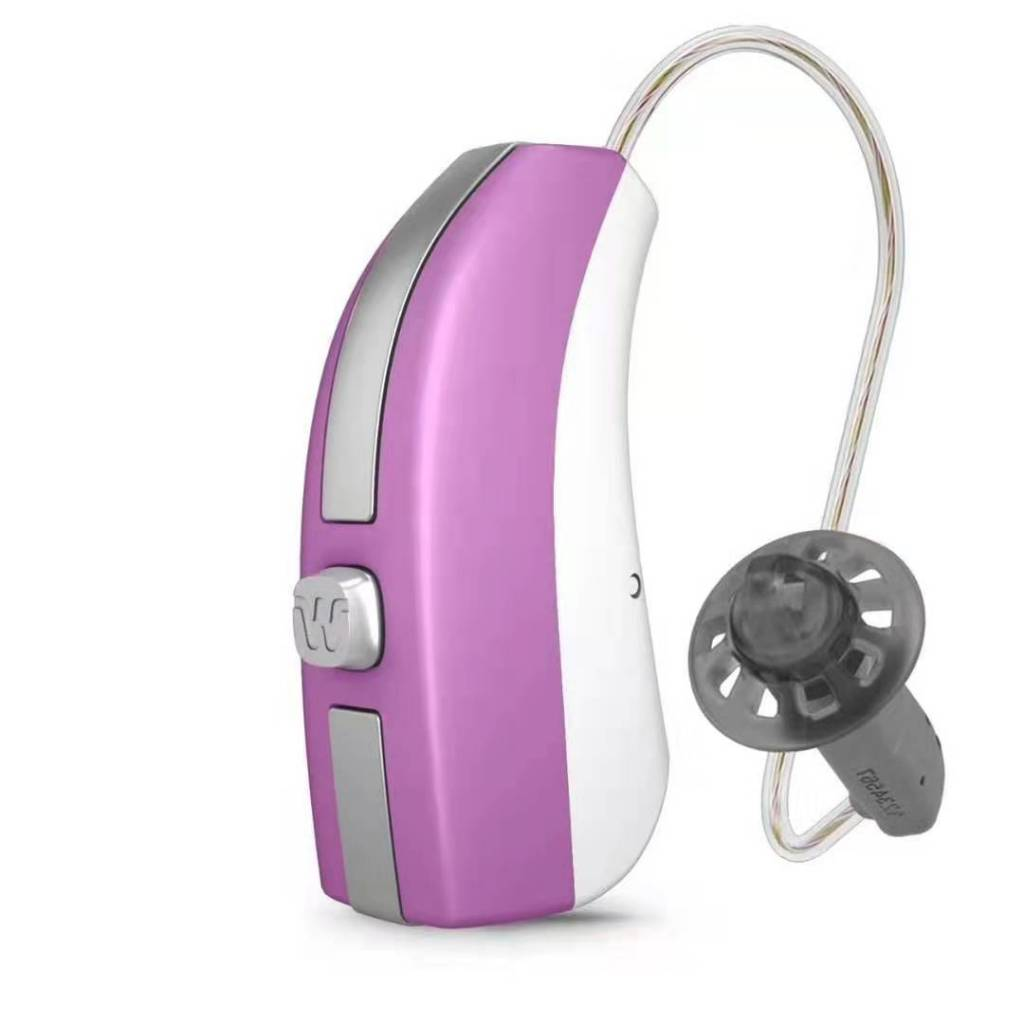 铂越助听器