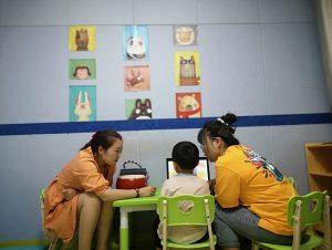 聋儿语言康复训练