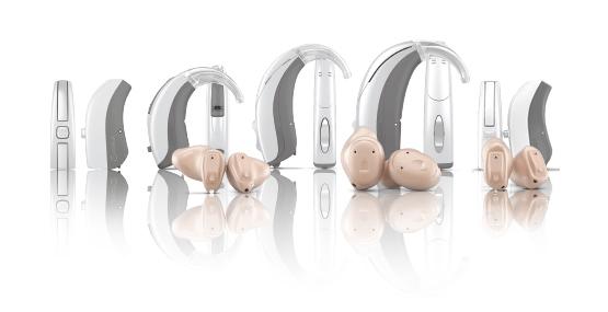 唯听助听器智擎星系列