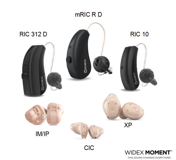 唯听助听器MONMENT系列