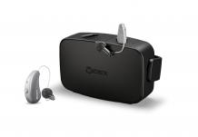 MOMENT极声系列可充电助听器